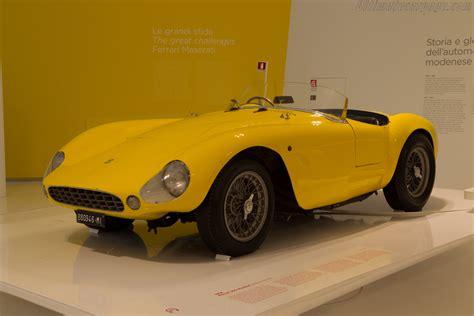Ferrari 500 Mondial Pinin Farina Spyder - Chassis: 0410MD ...