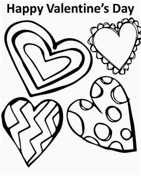 valentines day writing paper templates  coloring pages
