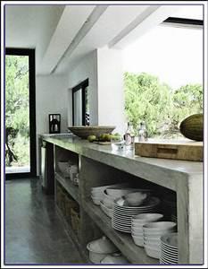 Arbeitsplatte Aus Beton : arbeitsplatte aus beton herstellen download page beste wohnideen galerie ~ Sanjose-hotels-ca.com Haus und Dekorationen