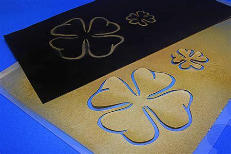spray paint templates come creare uno stencil per vernici spray 11 passaggi