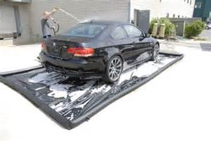 wash mat for garage washing drying and decontamination forums