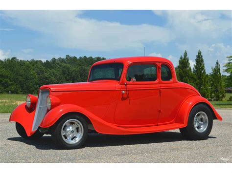 1933 Ford Custom For Sale