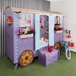 roulotte enfant pas cher With déco chambre bébé pas cher avec livraison fleurs cadeaux