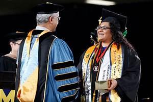 um flint honors graduates at december commencement ceremony