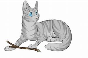 Jayfeather by KZcat on DeviantArt