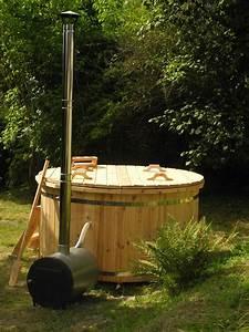 Badefass Mit Ofen : nordlog hot tub badefass mit ofen badezuber badetonne badebottich 1 5m sauna ~ Whattoseeinmadrid.com Haus und Dekorationen