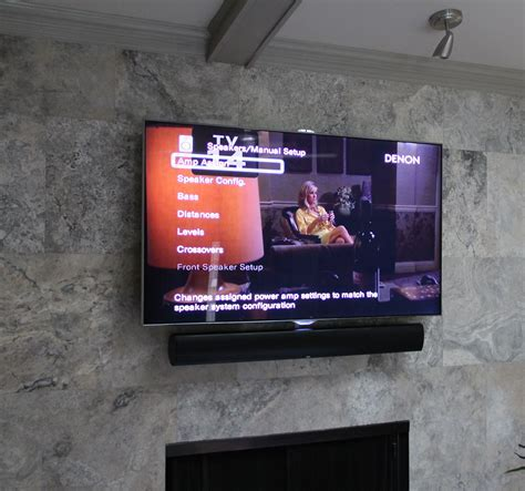 Three Misconceptions about Mounting Your TV Above the