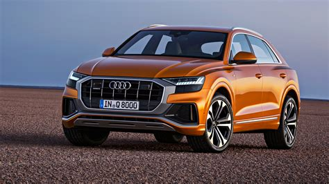 News - 2019 Audi RS Q8 Will Be Performance SUV Flagship