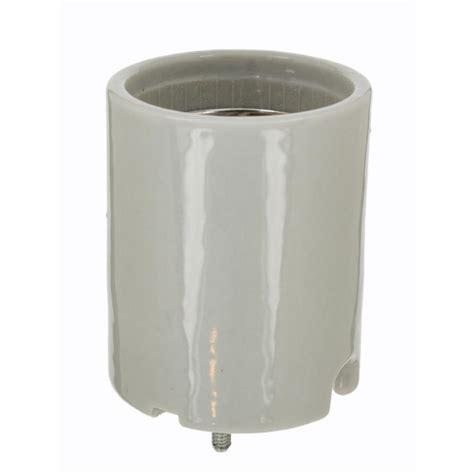 leviton 1500w mogul base porcelain incandescent lholder