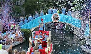 History of Fiesta River Parade - San Antonio Express-News
