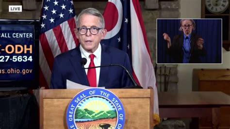 2 PM: Ohio Gov. DeWine, Lt. Gov. Husted give May 17 COVID ...