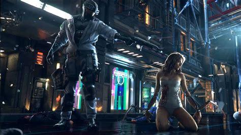 cyberpunk 2077 sci fi futuristic fighting rpg