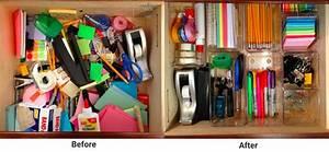 Everyday, Organizing