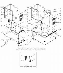 Bunn Vp17 Parts List And Diagram