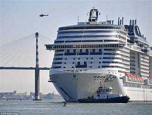 MSC Cruises' World Class ships will carry 6,850 passengers ...