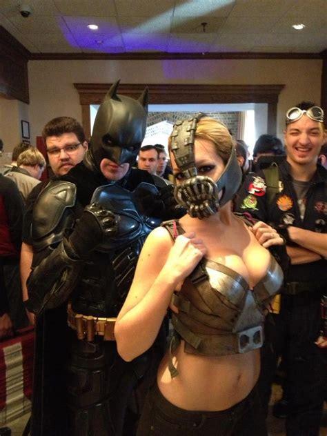 dark knight rises bane costume  women