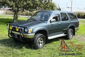 Toyota Hi Lux 4wd 4runner Petrol 1979 1997 Gregorys