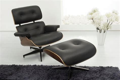 Eames Style Lounge Chair And Ottoman by Eames Style Lounge Chair Ottoman