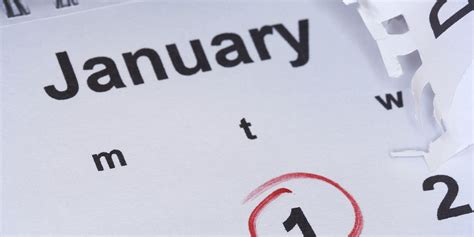 Three Reasons Why January May Be The Best Time To File For