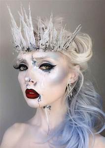 51 Creepy and Cool Halloween Makeup Ideas to Try in 2019