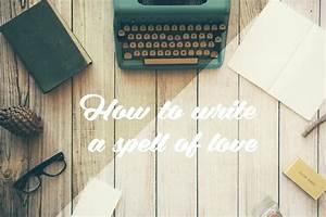 Machtigen liebeszauberspruch selbst erstellen o voojade for Liebeszaubersprüche