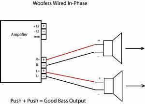 audio parallel speaker wiring diagram circuit diagram With crossover wiring diagram for subs