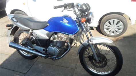 Honda Cg125 2006 Cg 125 Ideal First Bike Or Cheap