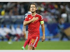 Eden Hazard to be Belgium captain at EURO 2016 ChelseaNews24