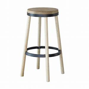 About A Stool : life interiors oslo bar stool black modern bar stools for your kitchen online or in store ~ Buech-reservation.com Haus und Dekorationen