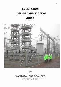 Substation Design And Application