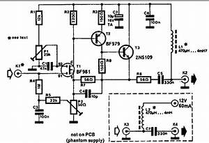 active antenna circuit page 2 antenna circuits rf With active fm antena
