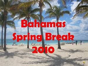 Bahamas Spring Break 2010 authorSTREAM