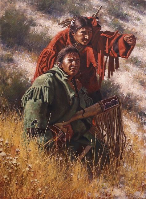 Don Oelze- Hunters of the Western Slope