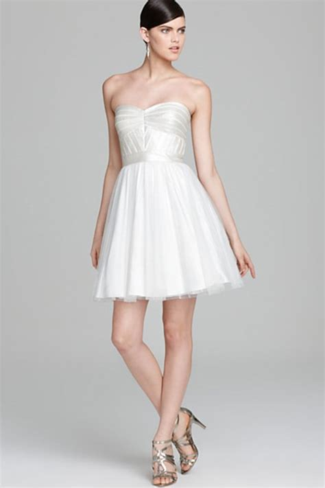 Checklist For Wedding Shower by Short White Dresses For Your Bridal Shower