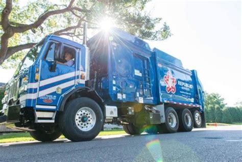 republic services  buy santa rosa ca trash hauler