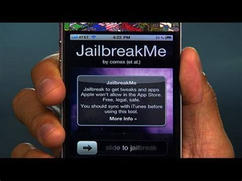 how to jailbreak an iphone jailbreak your iphone or ipod touch cnet how to