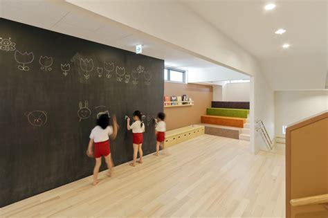 gallery  ob kindergarten  nursery hibinosekkei