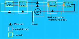 5 Way Switch Wiring Diagram Variations