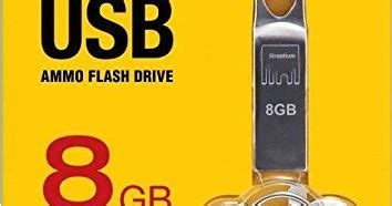 strontium ammo gb usb  drive silver  images