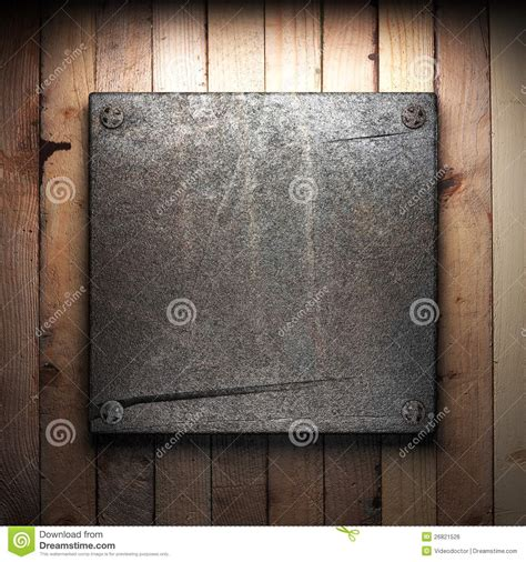 iron plate  wall royalty  stock image image