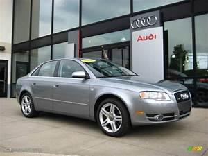 Audi A4 2006 : 2006 quartz gray metallic audi a4 2 0t quattro sedan 11262255 car color galleries ~ Medecine-chirurgie-esthetiques.com Avis de Voitures