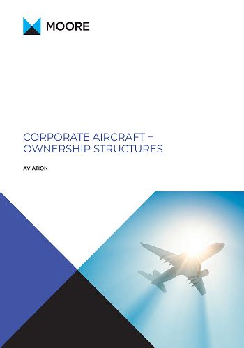 corporate aircraft moore