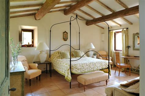 Col Delle Noci Italian Villa by Col Delle Noci Italian Villa Bedroom Interior Design Ideas