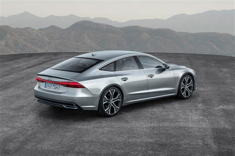 2019 Audi A7 First Look Review