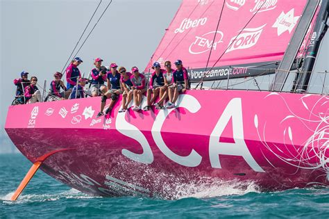 women  ascent  offshore racing scuttlebutt sailing news
