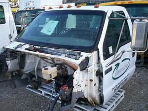 2000 Ford F650 Cab  Engine  Cat 3126  Transmission