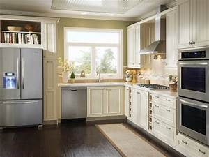 Small Kitchen Design  Smart Layouts  U0026 Storage Photos