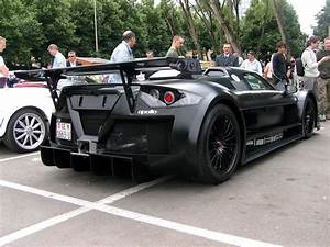 Gumpert Apollo: terrible accident in Germany for a sample ...
