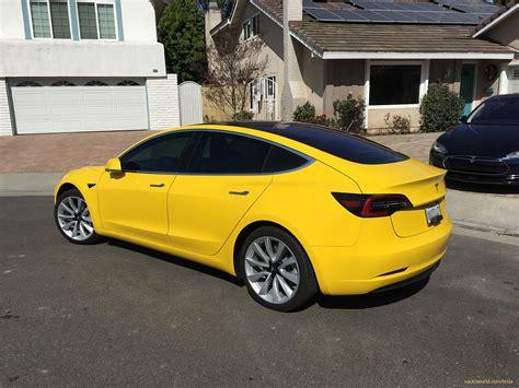 Get Tesla 3 Tire Type Gif