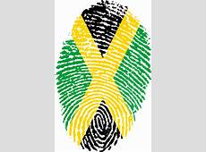 Jamaica Flag Fingerprint · Free image on Pixabay